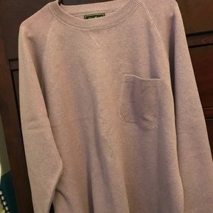 Women's crew neck sweater